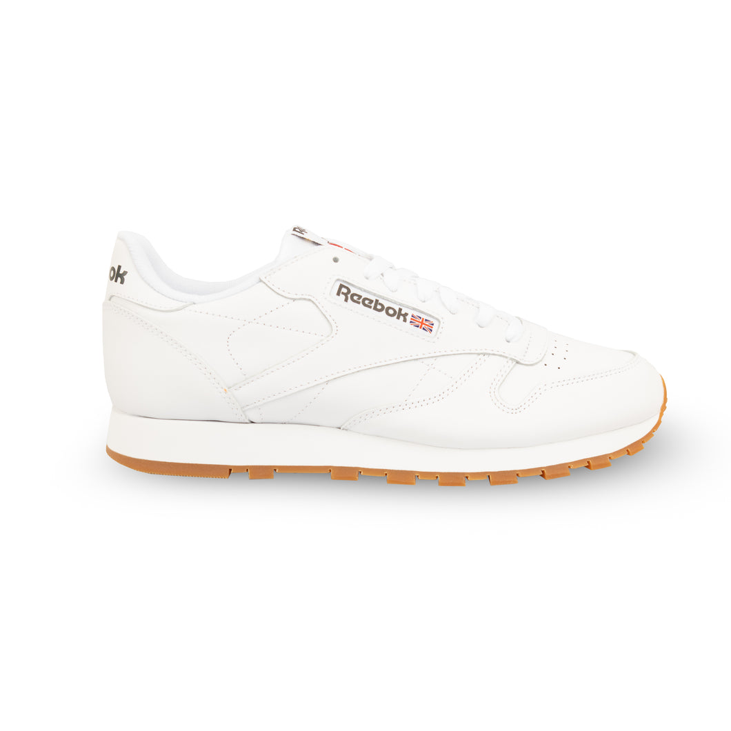REEBOK – CLASSIC LEATHER (WHITE/GUM)
