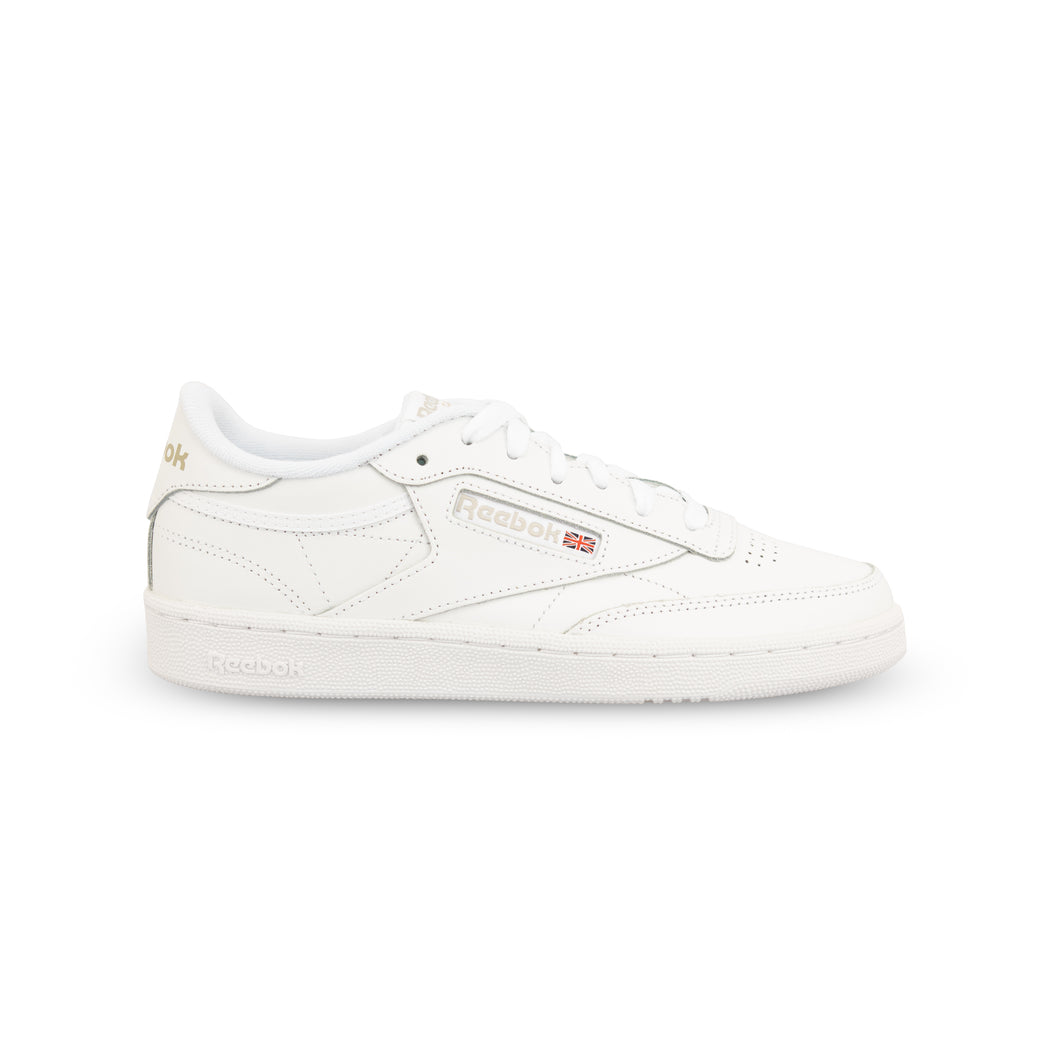 REEBOK – CLUB C 85 W (WHITE/LIGHT GREY)