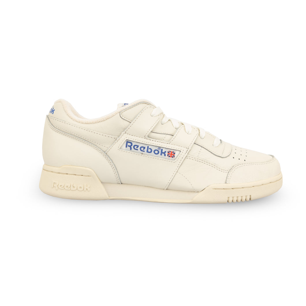 REEBOK – WORKOUT PLUS 1987 TV (CHALK/WHITE)