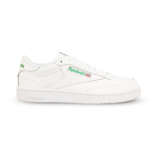 REEBOK – CLUB C 85 (WHITE/GREEN)