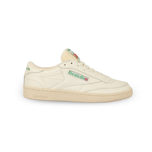 REEBOK – CLUB C 1985 TV (CHALK/PAPERWHITE/GLEN GREEN)