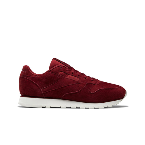 REEBOK – CLASSIC LEATHER W (MAROON/CHALK)