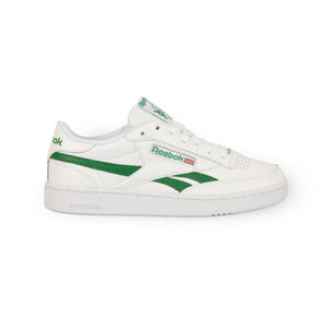 REEBOK – CLUB C REVENGE SHOES (WHITE/GREEN)