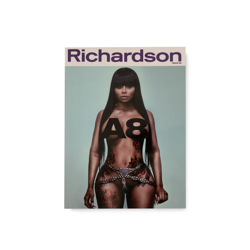 RICHARDSON – A8 MAGAZINE