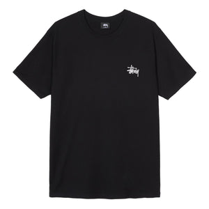 STÜSSY – BASIC TEE (BLACK)