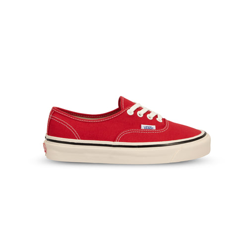 VANS – AUTHENTIC 44 DX ANAHEIM FACTORY (RED/WHITE)