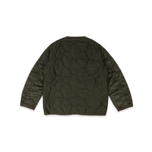 Laden Sie das Bild in den Galerie-Viewer, VISVIM – IRIS LINER JACKET (GREEN)