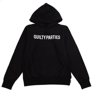 WACKO MARIA – GUILTY PARTIES HOODIE (BLACK)
