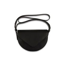 Laden Sie das Bild in den Galerie-Viewer, ZAMT – SADDLE BAG MAVI (BLACK)