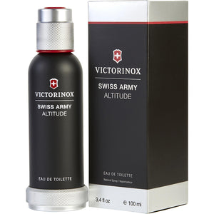 SWISS ARMY ALTITUDE Men Eau De Toilette Spray 3.4 OZ by Victorinox