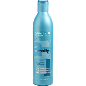 AMPLIFY Unisex VOLUMIZING SYSTEM COLOR XL CONDITIONER 13.5 OZ by Matrix