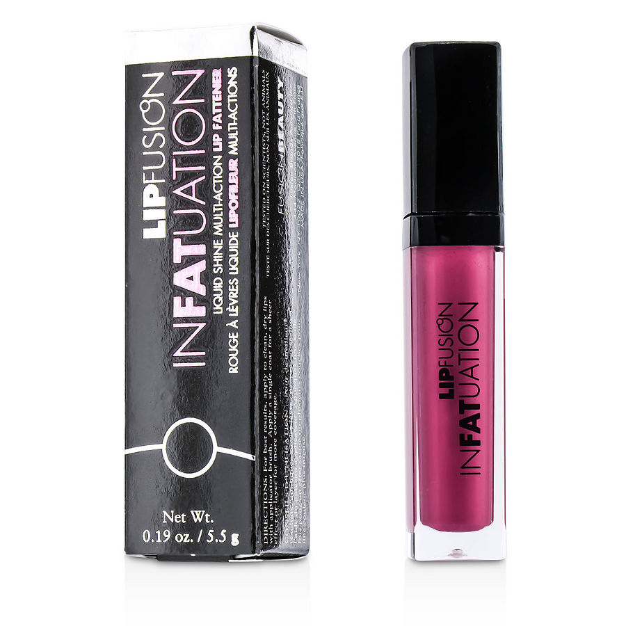 Fusion Beauty Women LipFusion Infatuation Liquid Shine Multi Action Lip Fattener - Pucker Up --5.5g/0.19oz by Fusion Beauty