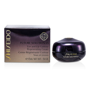SHISEIDO Women Future Solution LX Eye & Lip Contour Regenerating Cream --15ml/0.54oz by Shiseido