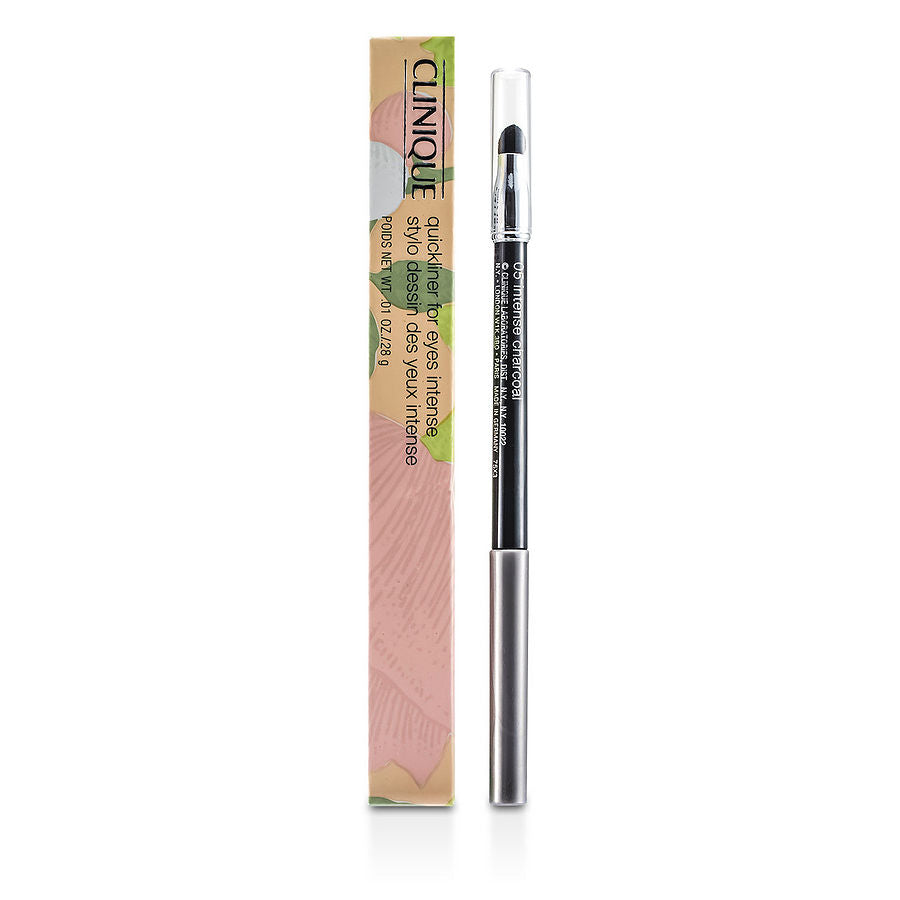 CLINIQUE Women Quickliner For Eyes Intense - # 05 Intense Charcoal --0.28g/0.01oz by Clinique