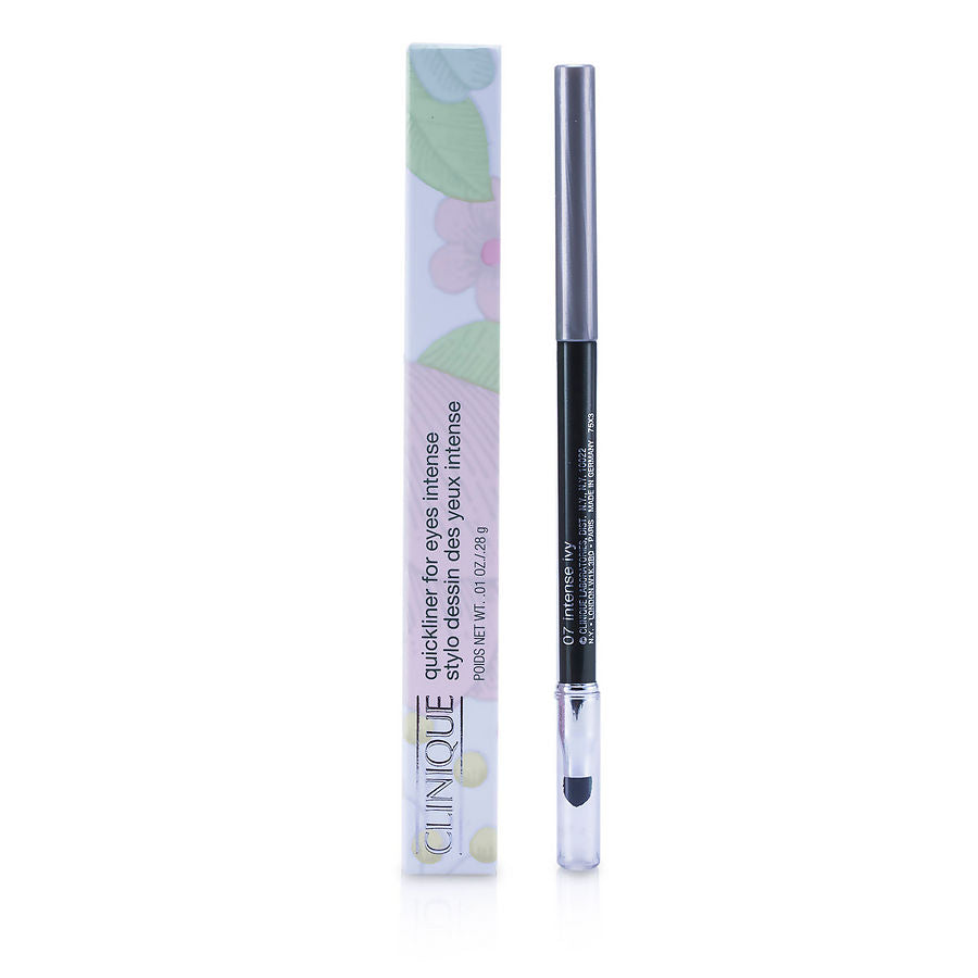 CLINIQUE Women Quickliner For Eyes Intense - # 07 Intense Ivy --0.28g/0.01oz by Clinique