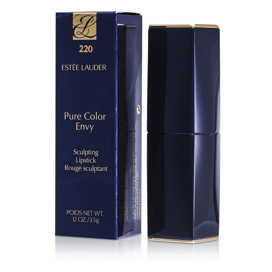 ESTEE LAUDER Women Pure Color Envy Sculpting Lipstick - # 220 Powerful --3.5g/0.12oz by Estee Lauder
