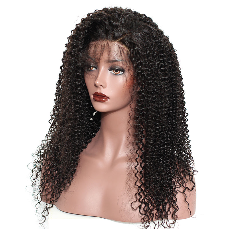 Human Hair Lace Wigs Special Section Pre Plucked Full Lace Human Hair Wigs With Baby Hair Glueless Full Lace Wig Human Hair Straight Brazilian Remy Wigs For Women Lace Wigs