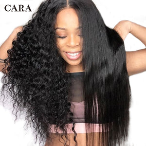 Glueless Pre Plucked Full Lace Human Hair Wigs Brazilian Loose Wave Human Hair Full Lace Wig With Baby Hair 250% Remy CARA - LIZ'B'HAIR