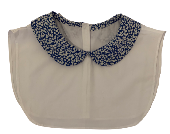 The 'Sophie' Peter Pan collar with white body (Womens)