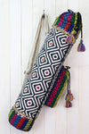 Morocco Boho Yoga Mat Bag