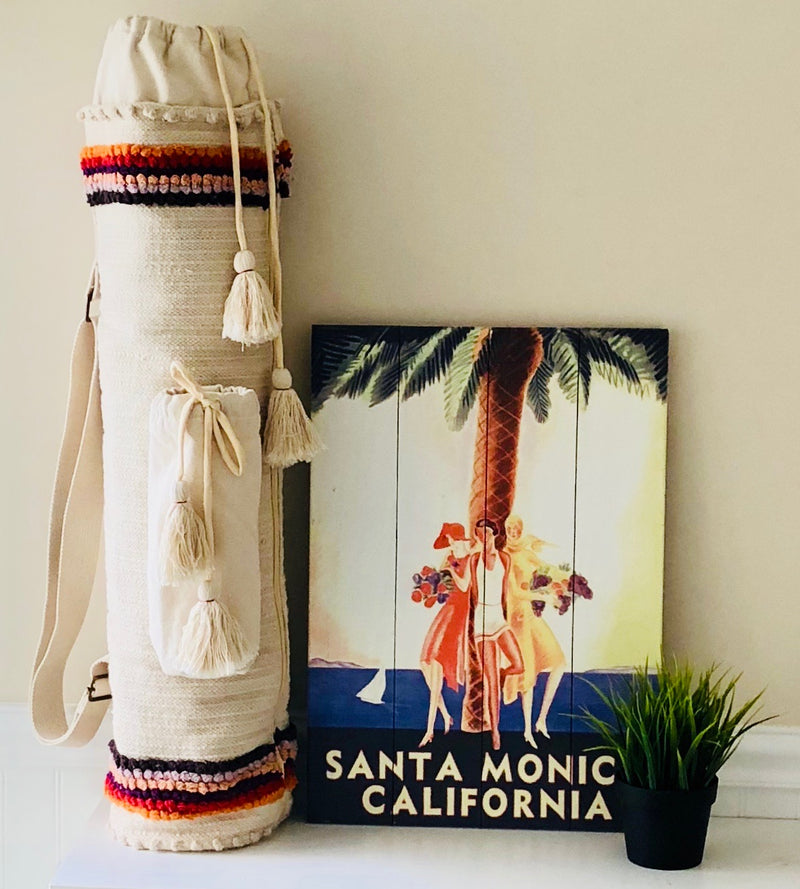 Santa Monica Yoga Mat Bag