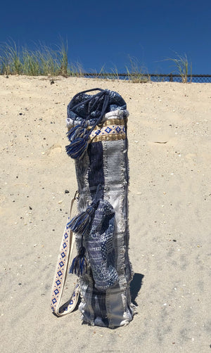 Venice Beach Boho Yoga Mat Bag