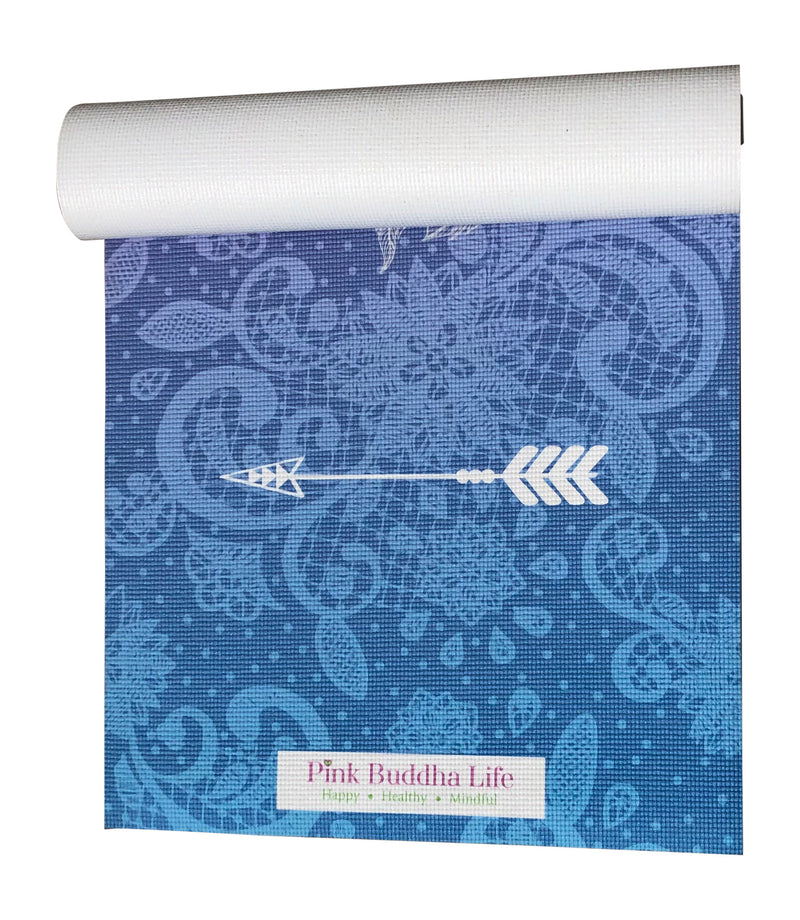 Dreamcatcher Yoga Mat- Follow Your Dreams