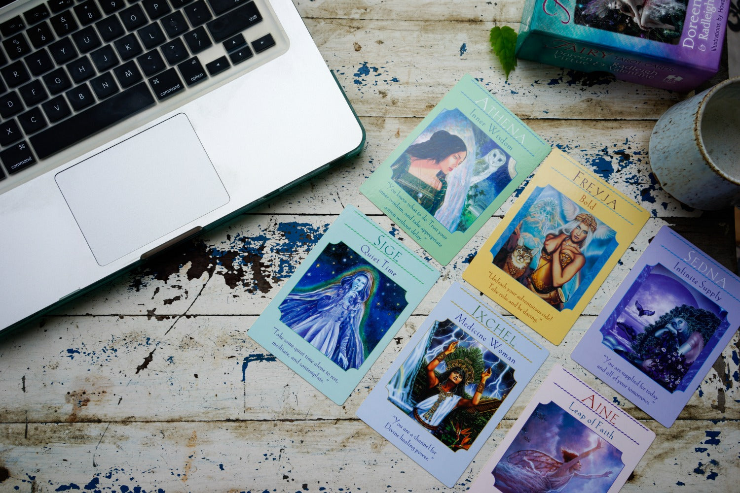 angel tarot, spiritual guidance, life coach