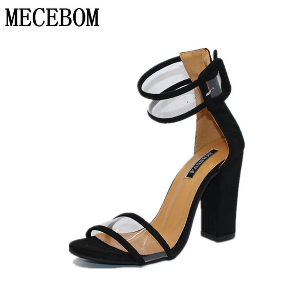 Women Summer Shoes T-stage Fashion Heel