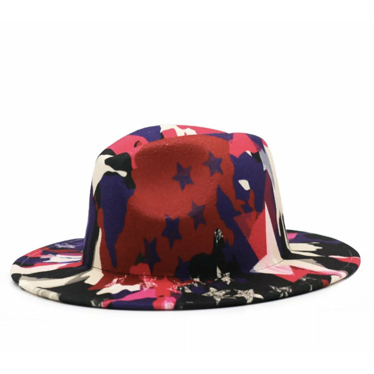 Lots of Color Fedora