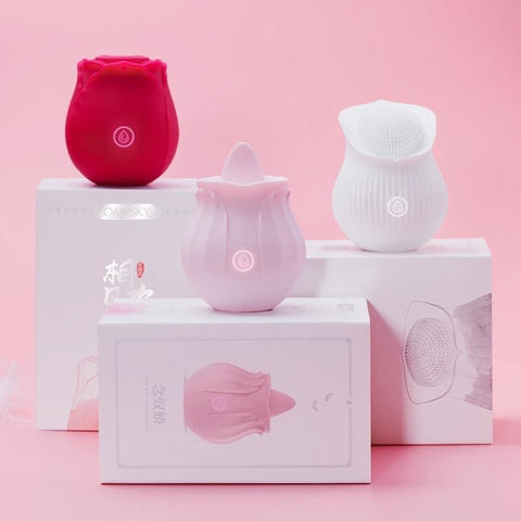 Rose vibration woman toy (preorder)