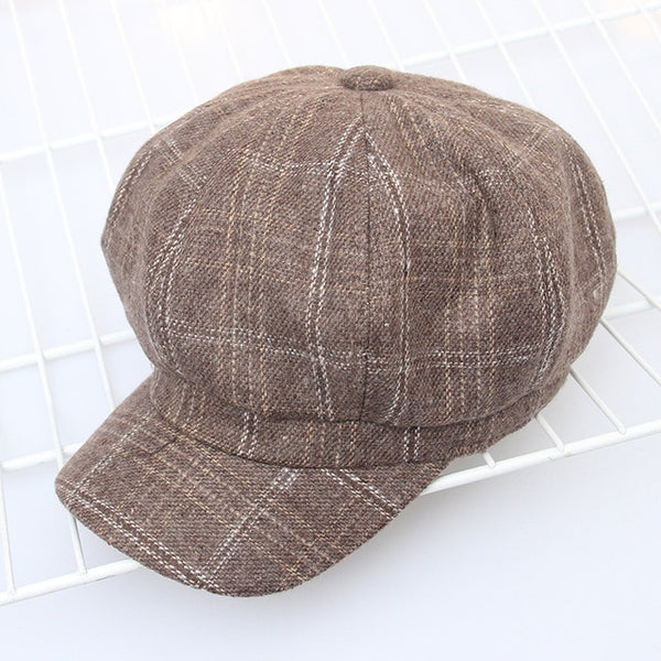 Retro Art Octagonal Hat