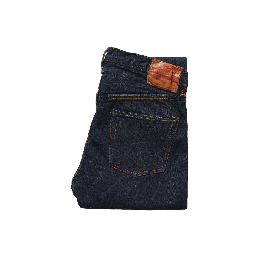 1109 - Slim Denim - 13.7oz