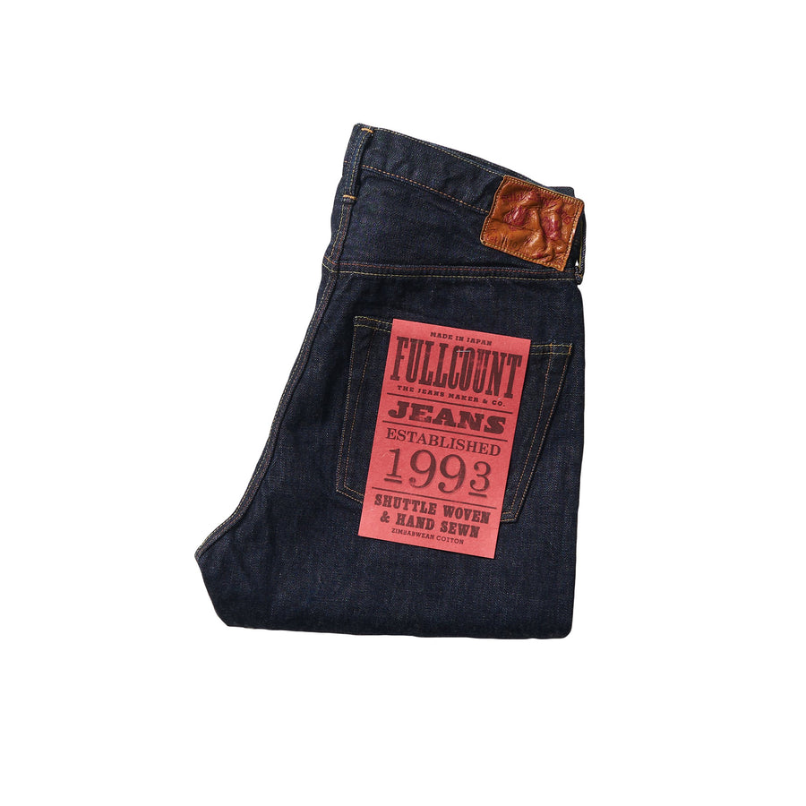 1110 - Tapered Denim - 13.7oz