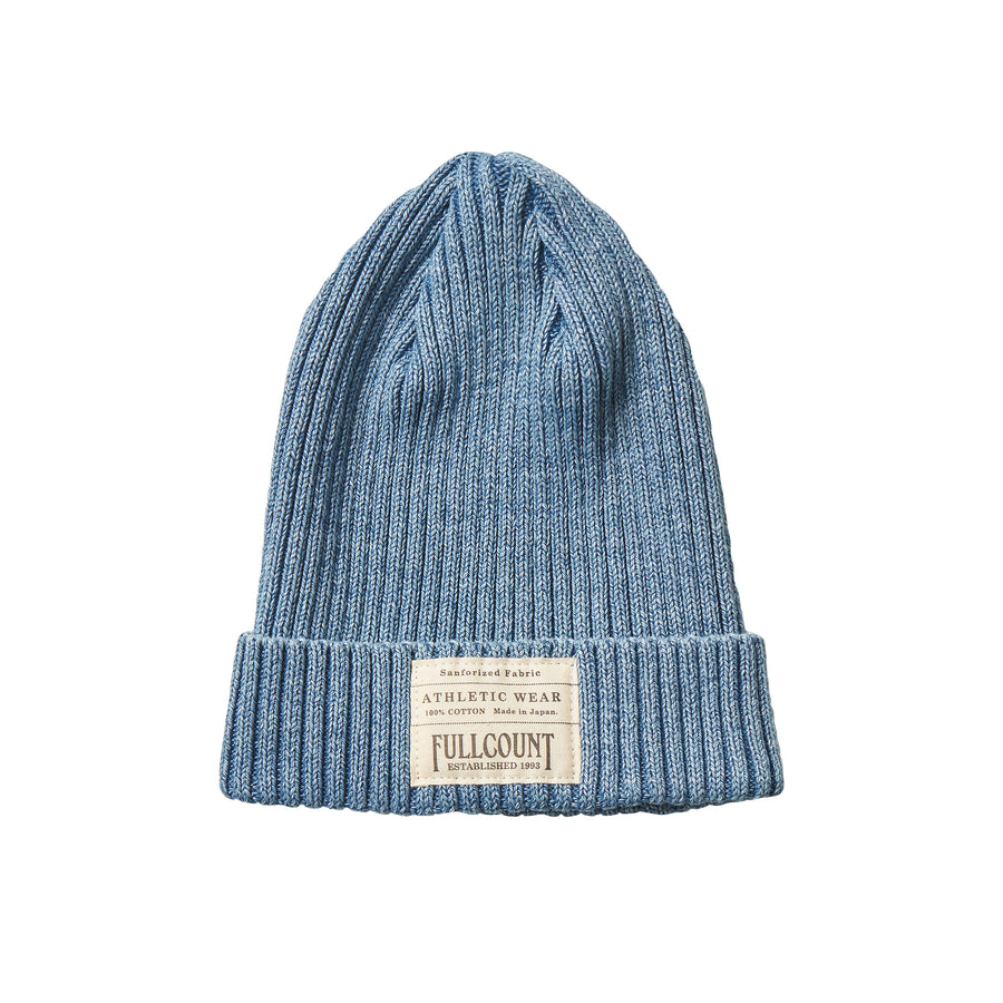 Ribbed Watch Cap - Vintage Indigo