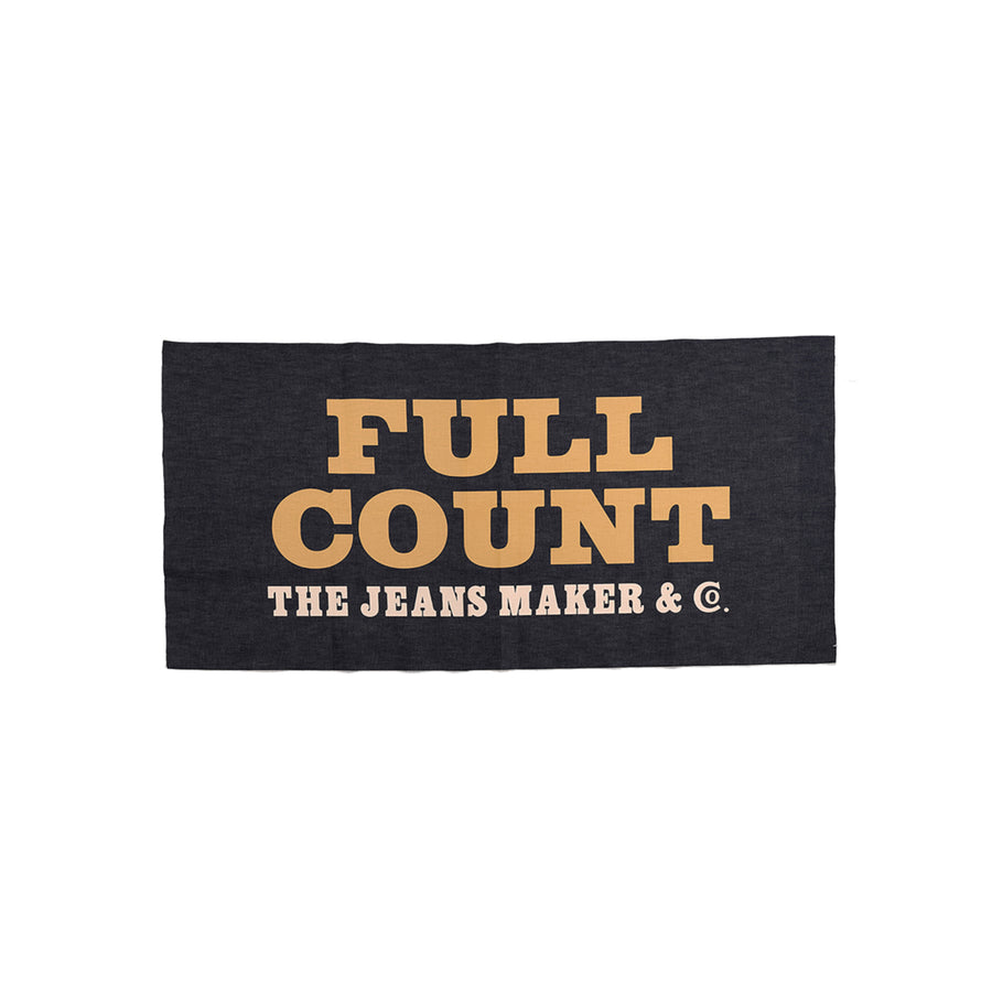 Full Count Selvedge Denim Banner