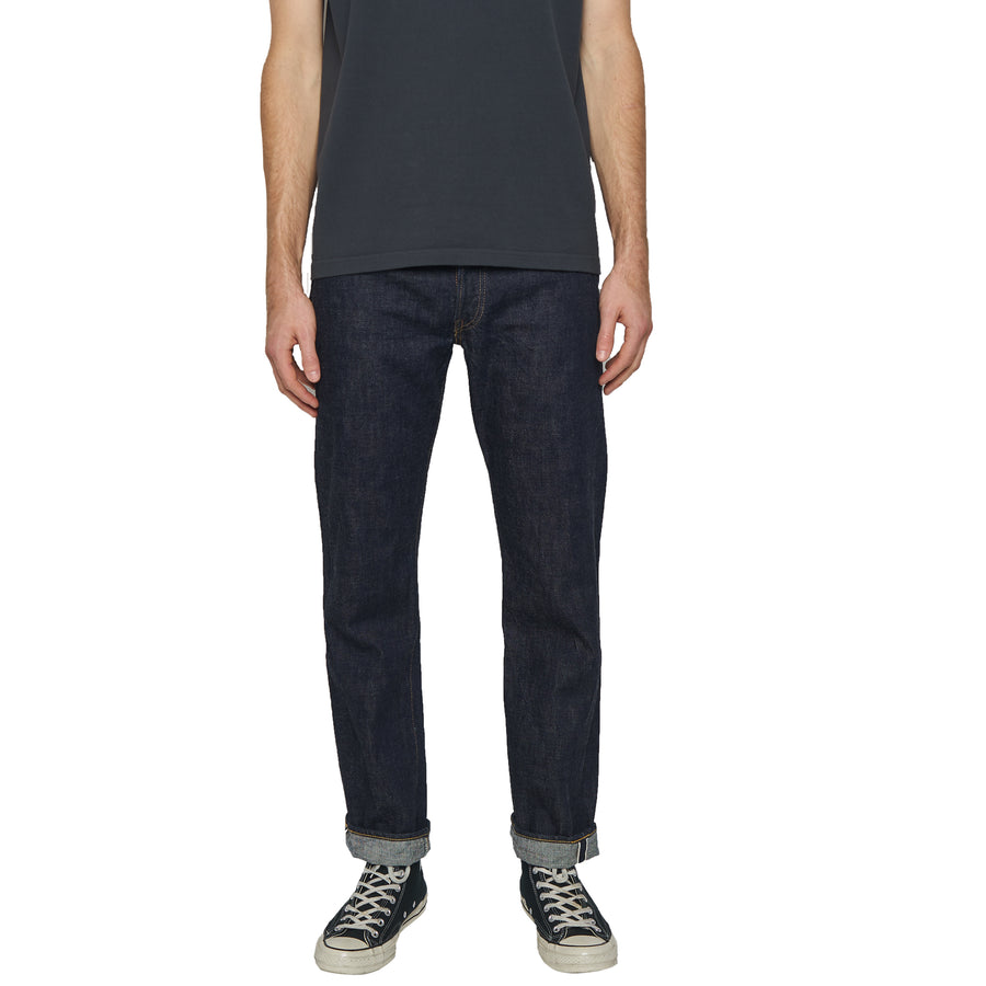 1108 - Slim Straight Denim - 13.7oz