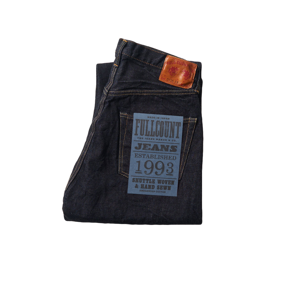 0105XX - Wide Denim - 15.5oz