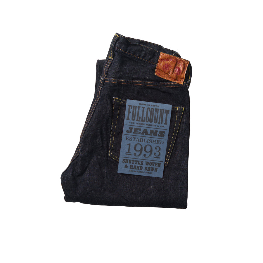 1101XX - Straight Denim - 15.5oz