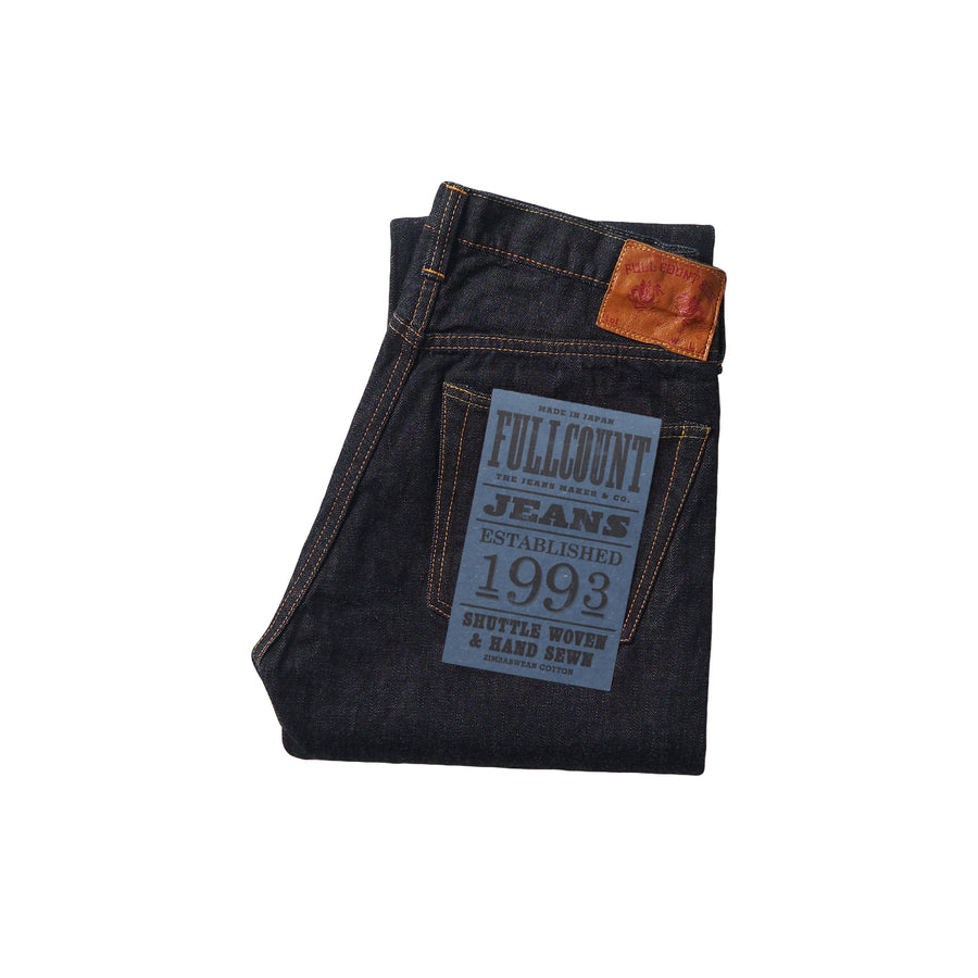 1108XX - Slim Straight Denim - 15.5oz