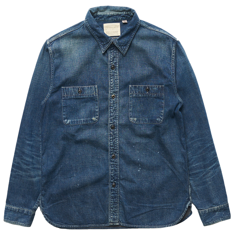 4890 - Denim Work Shirt HW