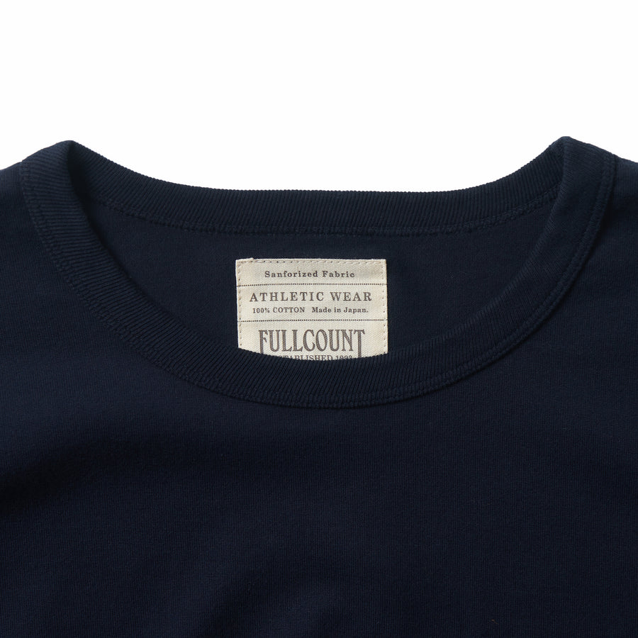 5805P-20 - Heavyweight Pocket T-Shirt - Black