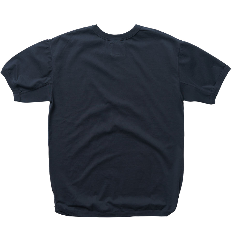 5222-20 - Flat Seam Heavyweight T-Shirt - Ink Black