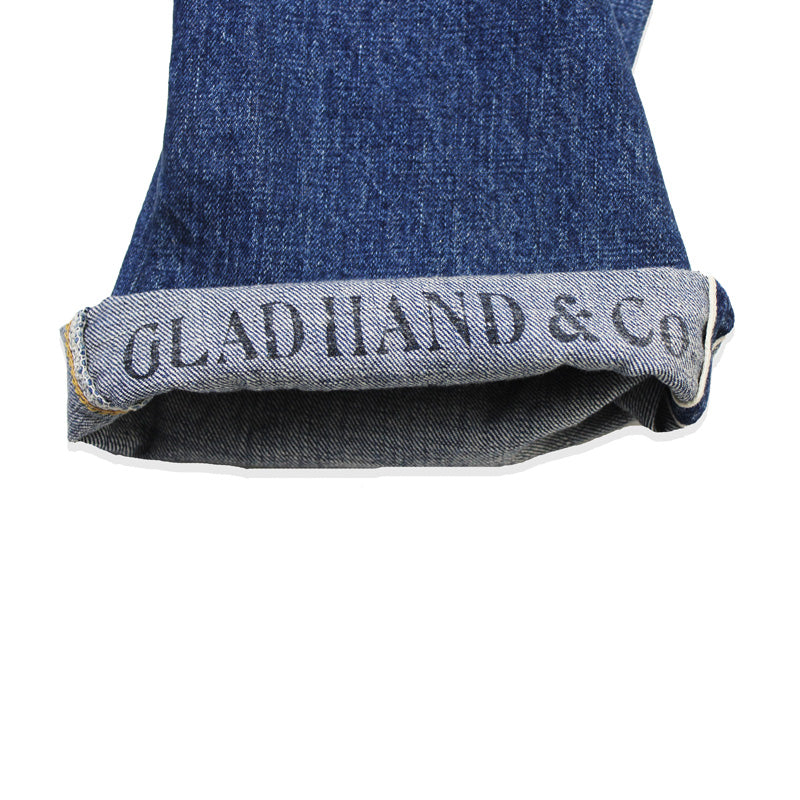 GH-0105VF FULLCOUNT×GLAD HAND 0105 LOOSE STRAIGHT VINTAGE FINISH