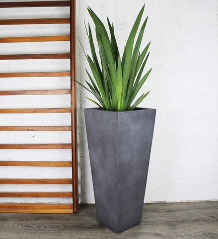 Trend Tall Tapered Square Planter