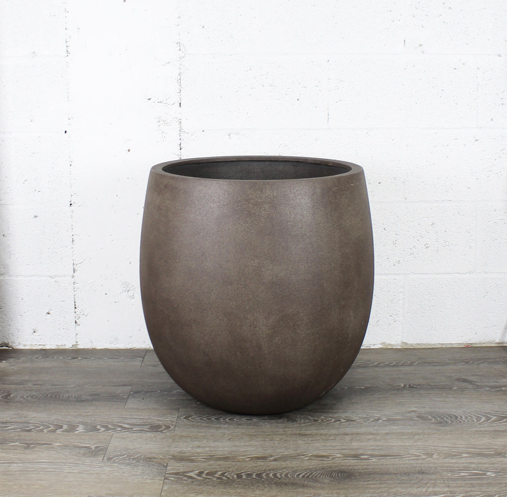Urban Belly Planter Pot - Cappuccino