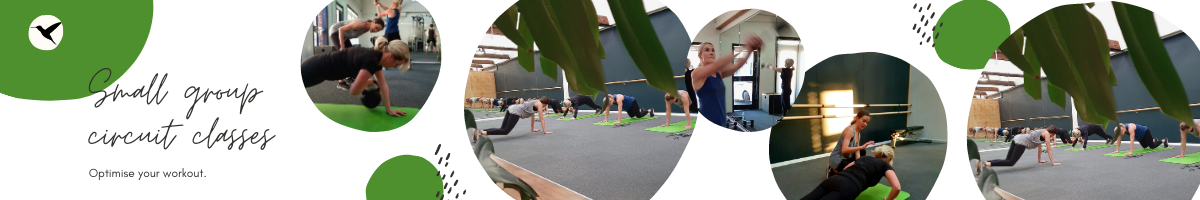 Circuit classes, woolston, the tannery, circuit training, small class size