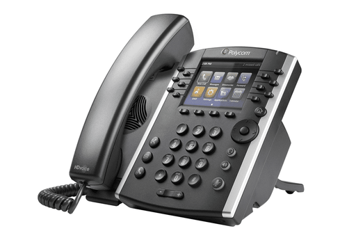 Polycom VVX 411 Microsoft Skype for Business Phone