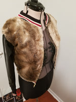 Fly n Flashy Fur jacket