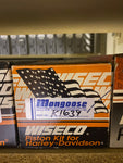 Wiseco HD Piston Kit K1639 Big Twin 10:1 (.037')